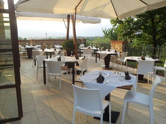 Monterotondo, Italia: terrazza