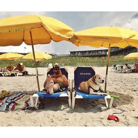 Atlantis Lodge: On the Beach