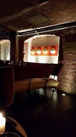 EAST Restaurant: atmosphere
