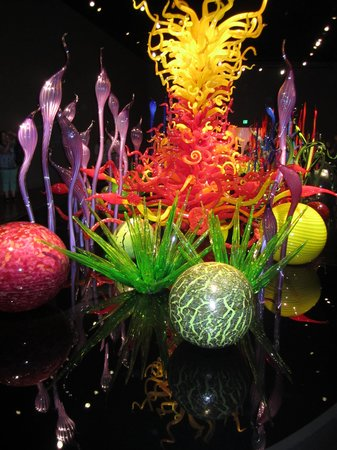 Chihuly Garden and Glass: Chihuly Glass