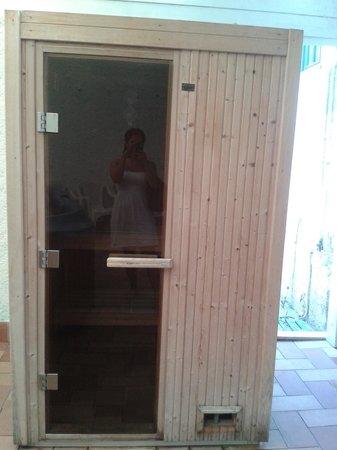 Hotel Baia Verde: sauna