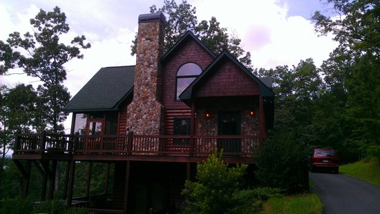 Mountain Top Cabin Rentals: our rent cabin rental