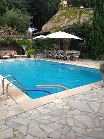 Le Mas de Mougins: Pool