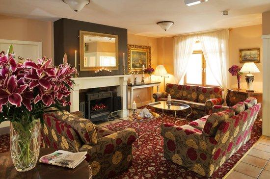 Merriman Hotel: Reception