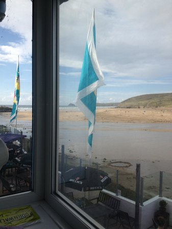 The Seiners Arms : View from our bedroom window