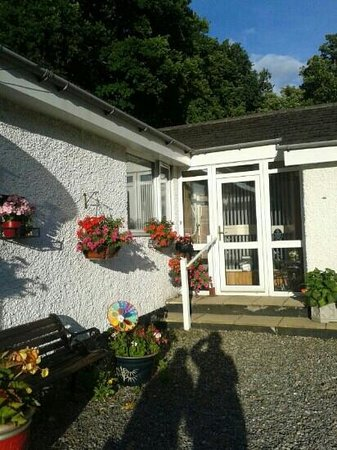 Georgeston B&B Invermoriston: Ingresso