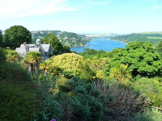 Bolberry Down: Overbecks Salcombe