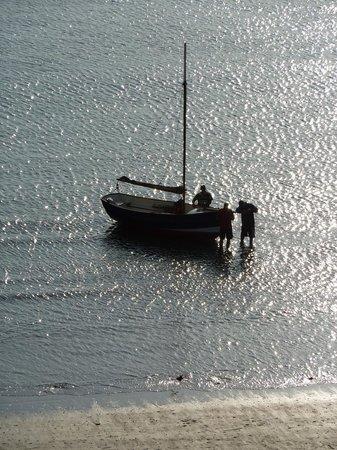 Bolberry Down: Hope Cove fishermen