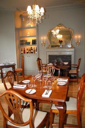 The Townhouse Restaurant: Restaurant