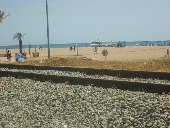 H·TOP Planamar : train line