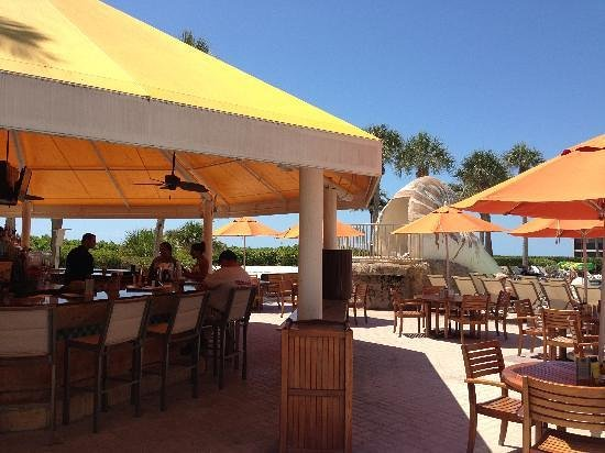 Turtle S Beach Amp Pool Bar Picture Of Turtle S Beach Amp Pool Bar Sanibel Island Tripadvisor