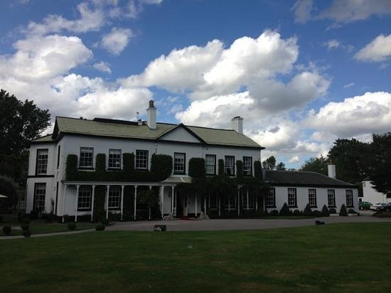 Statham Lodge Country House Hotel : lovely