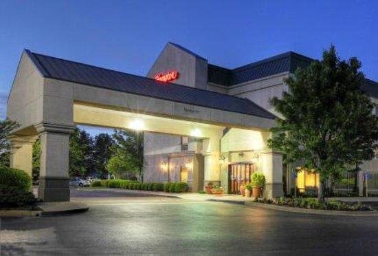 Hampton Inn Tuscaloosa-University: Hampon Inn Tuscaloosa Exterior