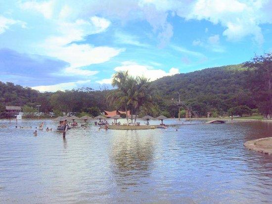 Sidrolândia, MS: Lagoa