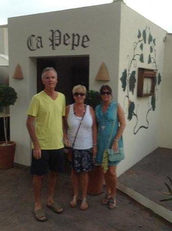 Restaurante Ca Pepe : Ce Pepe