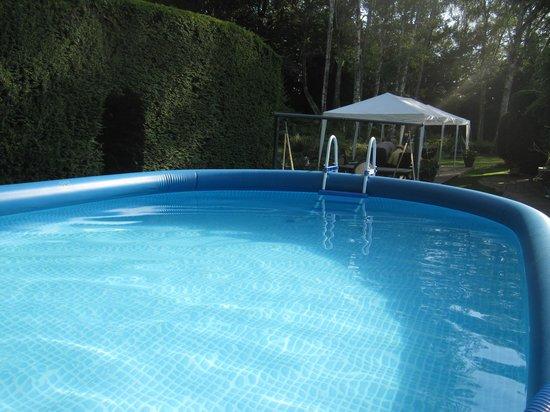 La Croix du Reh : Summer dip-in pool