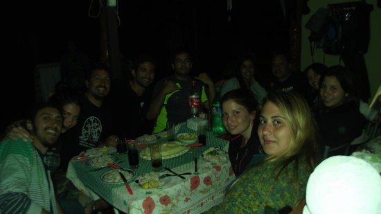 Camping Tipanie Moana : Amigos del camping