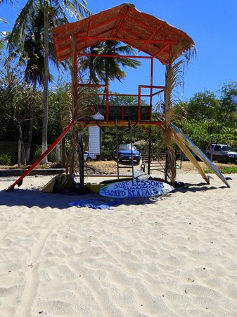 Tamarindo Beach : Boards for hire