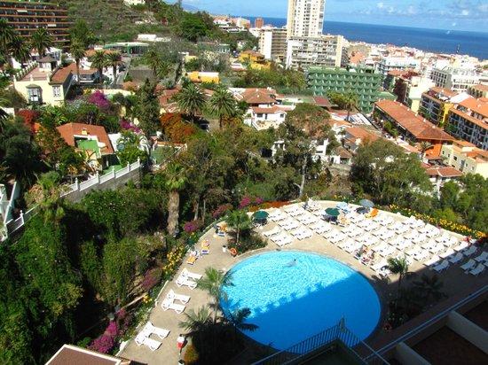 Hotel El Tope: widok 2