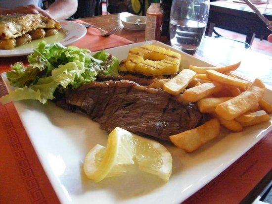 Tribeca Restaurante - Brasserie: Argentinian Beef...