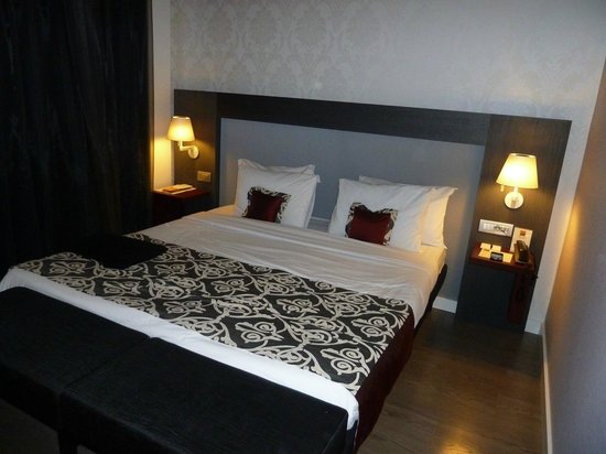 Hotel Palazzo Zichy: Superior room with double bed