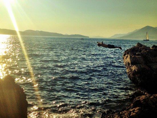 Importanne Resort Dubrovnik : Diving into the Adriatic