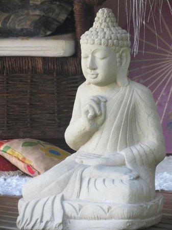 Pousada Shambhala: Buda