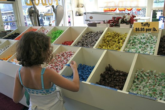 Cabot's Candy: Cabot's Taffy