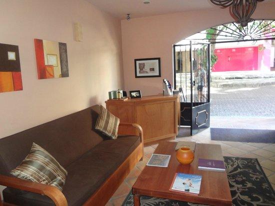 Acanto Hotel & Condominiums : Lobby
