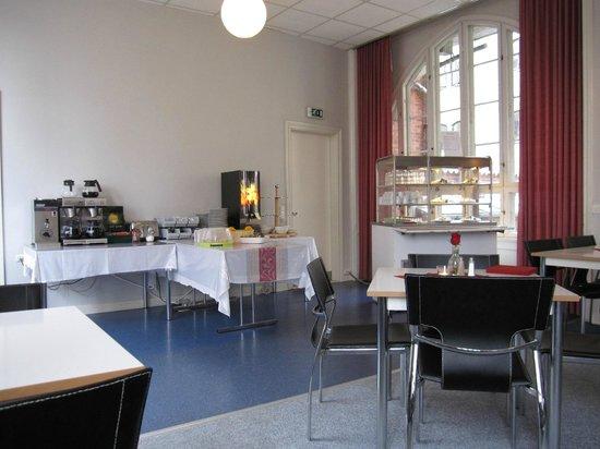 Somandshjemmet Bethel: Breakfast room