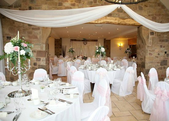Beeston Manor: The venue on our day