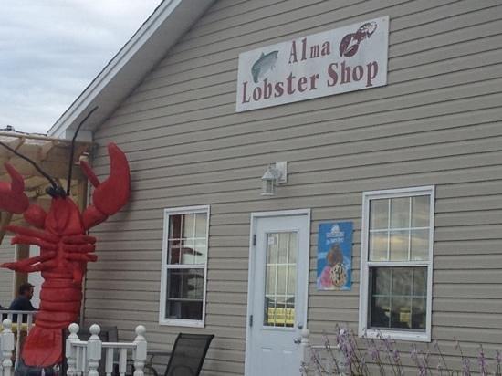 Foto de Alma Lobster Shop