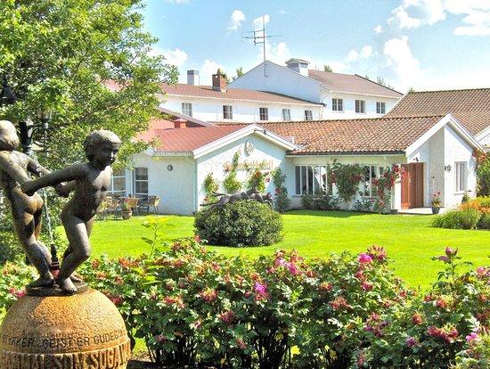 Sanner Hotell: Garden