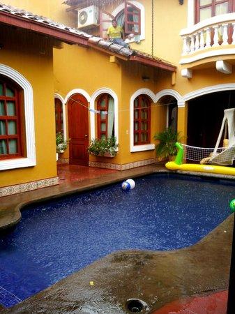 Casa del Agua: pool