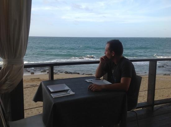 Perurrican Restaurant: Vista show de bola!!