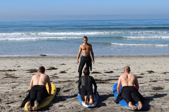 Encinitas Surf Lessons