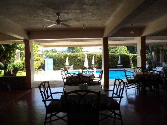 Hotel Sosua Sunrise : View From the Restaraunt