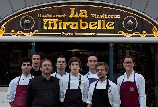 La Mirabelle: das Team