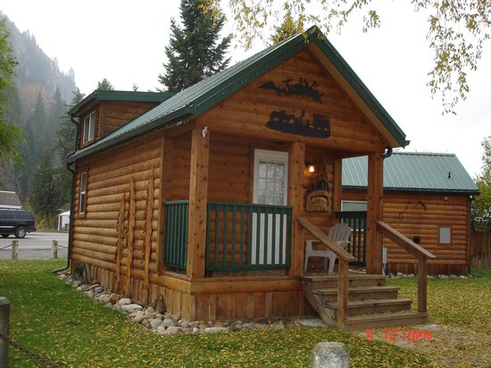 Northport, Etat de Washington : Great cabins with ALL the amenities