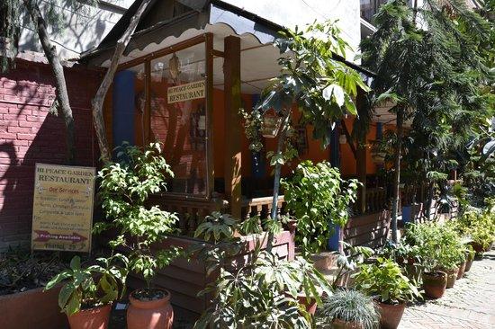 Hi Peace Garden Restaurant - Kathmandu