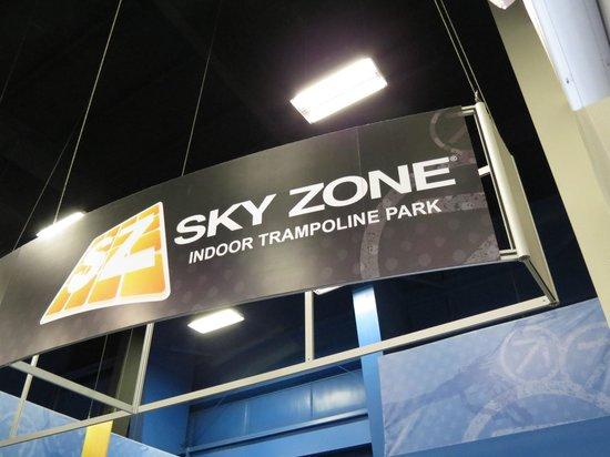 Sky Zone Trampoline Park: Skyzone Entrance