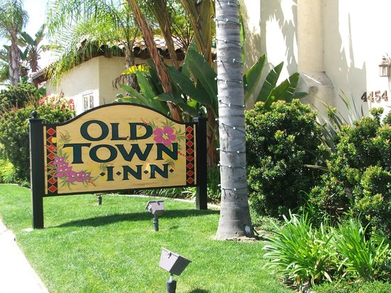 Old Town Inn : Signage