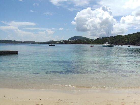 Secret Harbour Beach Resort: Day beach photo