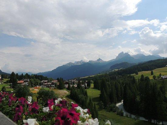 Hotel des Alpes: Esquerda