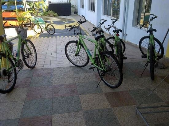 Hotel Costa Azul County Beach: bicycle rental