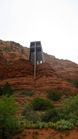 Matterhorn Inn: church in the rocks at sedona