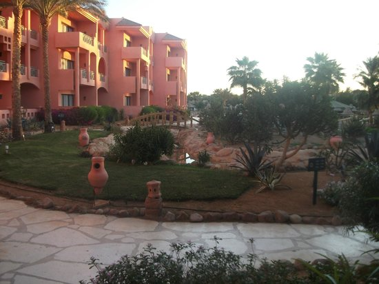 Park Inn by Radisson Sharm El Sheikh Resort: view from room