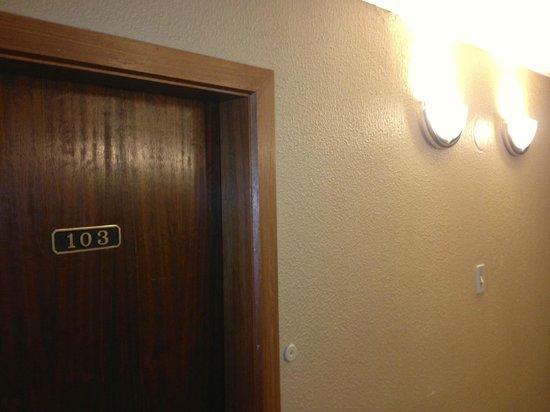 Samuara Hotel : Quarto 103