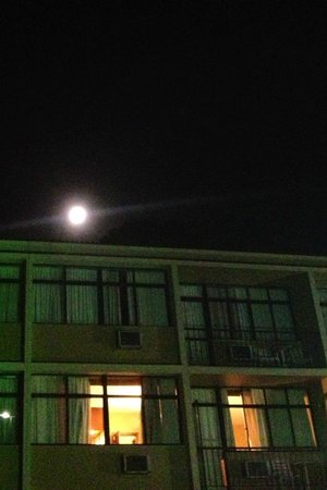 Samuara Hotel : Noite lua cheia