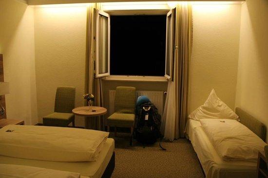 Jedermann Hotel : Room